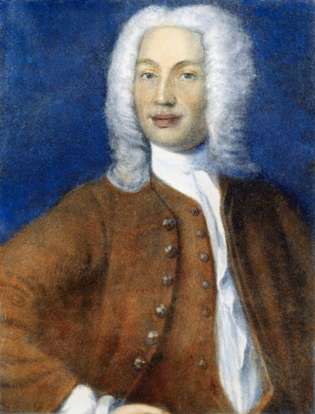 Wall Art - Painting - Anders Celsius (1701-1744) by Granger