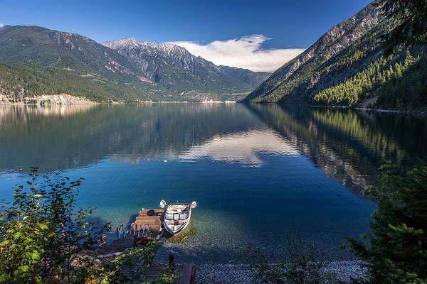 Pemberton Photograph - Anderson Lake Bc by Pierre Leclerc Photography