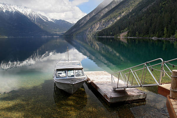 Photograph - Anderson Lake Haven by Pierre Leclerc Photography