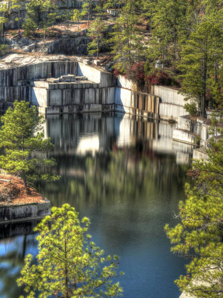 Photograph - Anderson Quarry-1 by Charles Hite