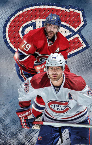 Montreal Canadiens Digital Art - Markov Phone Cover by Nicholas Legault