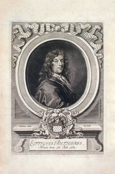 1600s Wall Art - Photograph - Andrew Snape by National Library Of Medicine
