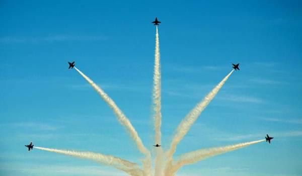Photograph - Andrews J B Air Show 10 by Ricardo J Ruiz de Porras