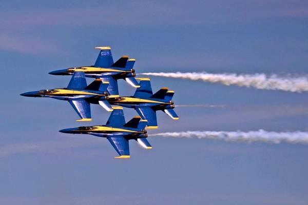 Photograph - Andrews J B Air Show 11 by Ricardo J Ruiz de Porras