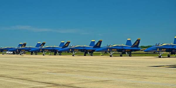 Photograph - Andrews J B Air Show 21 by Ricardo J Ruiz de Porras