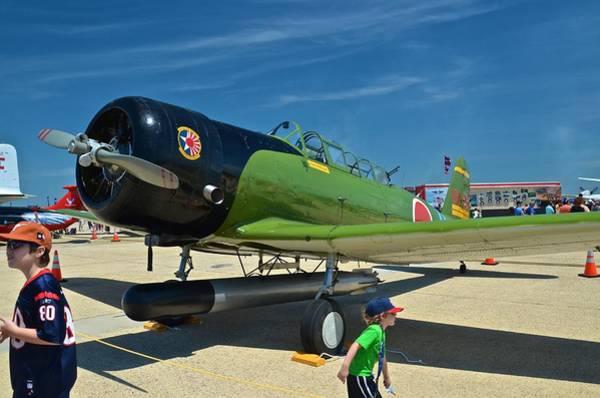 Photograph - Andrews J B Air Show 5 by Ricardo J Ruiz de Porras