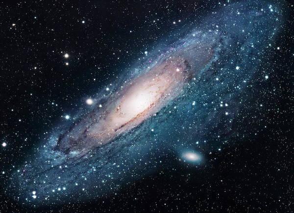 Wall Art - Photograph - Andromeda Galaxy by Robert Gendler/science Photo Library