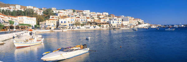 Andros Photograph - Andros, Cyclades, Greece by Panoramic Images