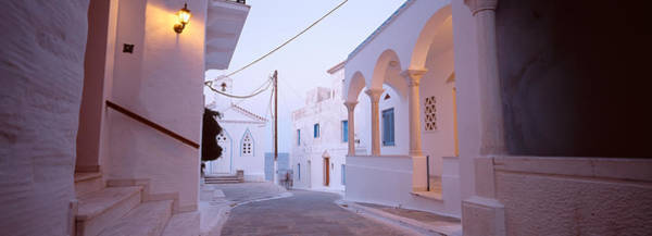 Leisurely Photograph - Andros, Greece by Panoramic Images