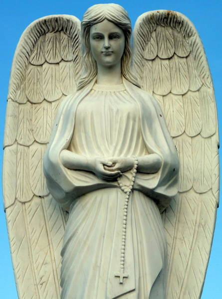 Photograph - Angel Full Size  by Jeff Lowe