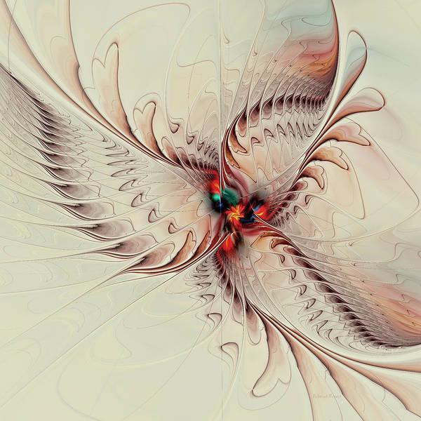 Digital Art - Angel Of Love by Deborah Benoit
