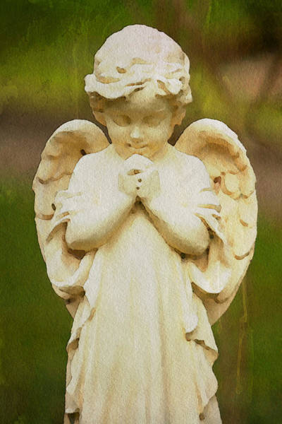 Photograph - Angel Of Mine by Alice Gipson