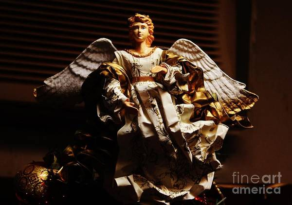 Angel Of Peace Photograph - Angel Of Peace by Craig Wood