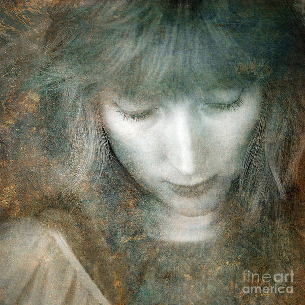 Photograph - Angel by Russell Brown