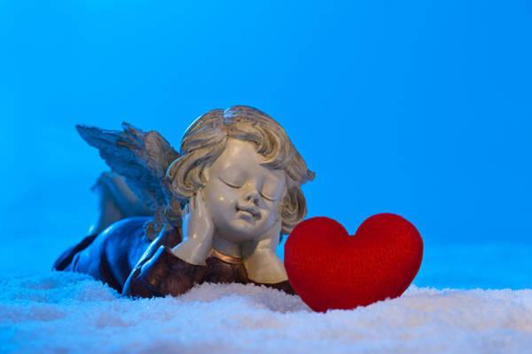 Photograph - Angel by U Schade
