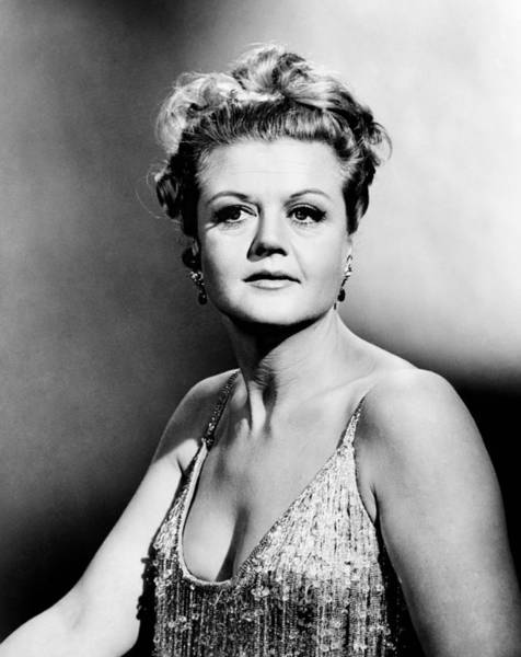 Wall Art - Photograph - Angela Lansbury (1925- ) by Granger
