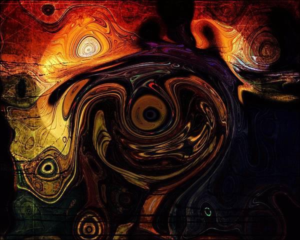 Digital Art - Angels And Demons by Amanda Moore