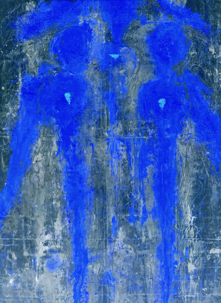 Painting - Angels I Have Seen II by Giorgio Tuscani