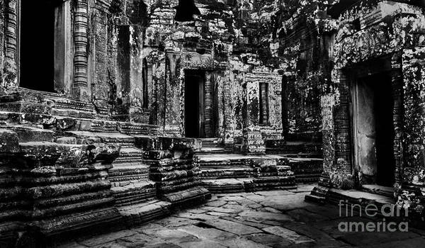 Photograph - Angkor Thom At Dawn by Julian Cook