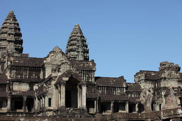 Cambodian Photograph - Angkor Wat Temple, Cambodia by  Laurent