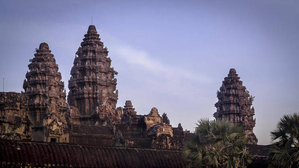 Cambodian Photograph - Angkor Wat by Www.sergiodiaz.net