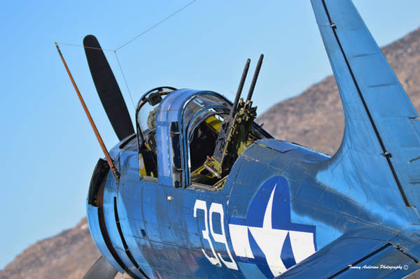 Sbd Wall Art - Photograph - Angle On The Dauntless by Tommy Anderson