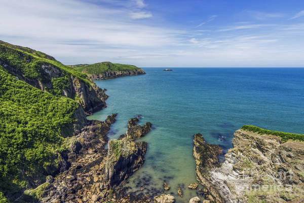 Photograph - Anglesey Coast by Ian Mitchell