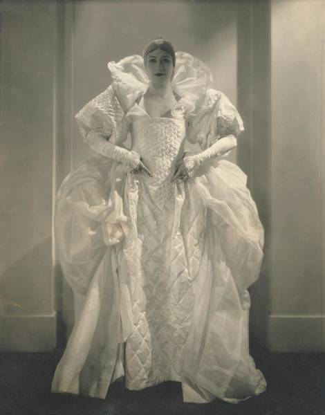 Wall Art - Photograph - Angna Enters In Costume by Edward Steichen