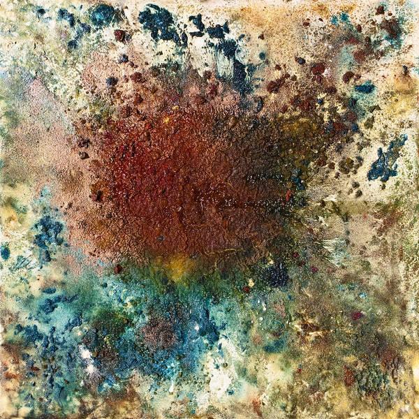 Generative Painting - The Voyage Of Yoni by Sora Neva