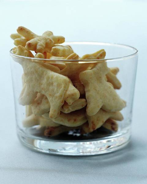 Cracker Photograph - Animal Crackers by Romulo Yanes