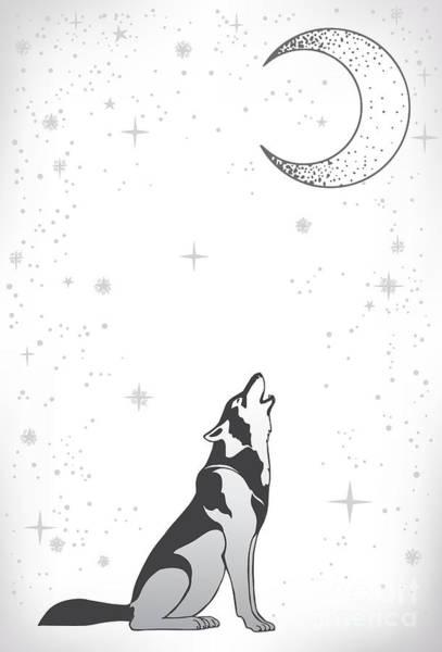 Wildlife Digital Art - Animal Print For Adult Anti Stress by Anastasia Mazeina