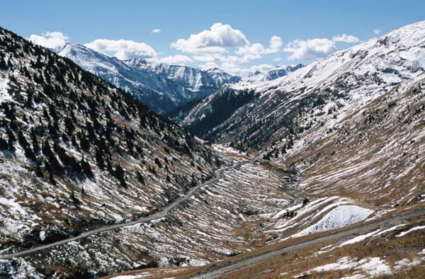 Animas River Canyon, Alpine Loop, San Art Print