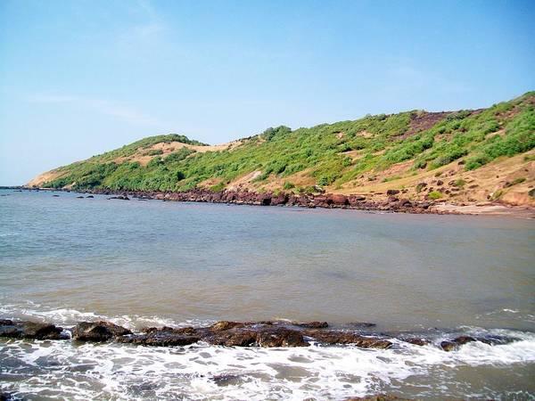 Goa Photograph - Anjuna Beach, Goa by Rajesh Kumar