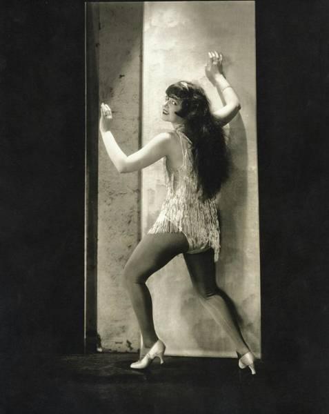 Wall Art - Photograph - Ann Pennington Dancing The Black Bottom by Charles Sheeler