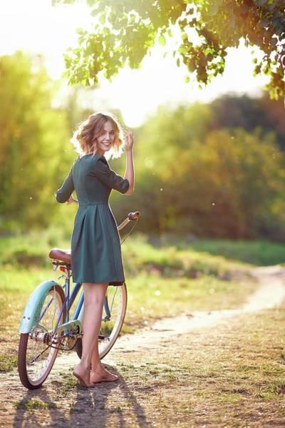 Happy Photograph - Anna by Alexander Vinogradov