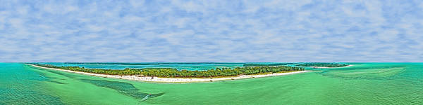 Photograph - Anna Maria Island Sky View by Rolf Bertram
