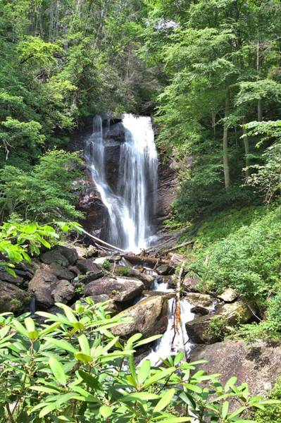 Photograph - Anna Ruby Falls - Georgia - 2 by Gordon Elwell