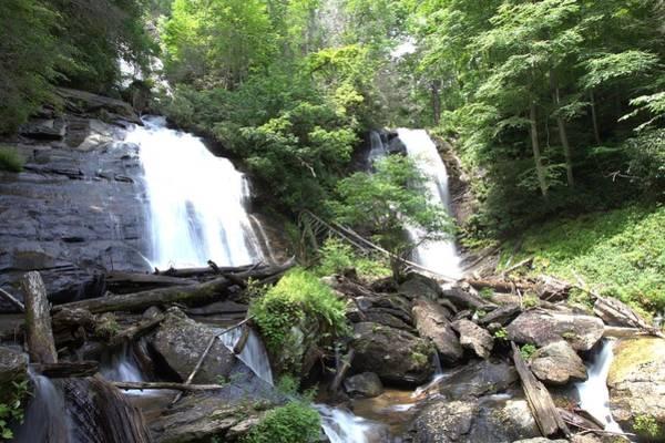 Photograph - Anna Ruby Falls - Georgia - 3 by Gordon Elwell