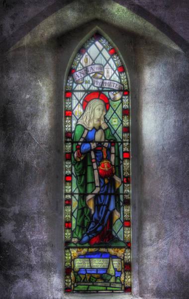 Photograph - Anna The Prophetess by Ian Mitchell