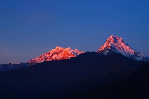 Random Photograph - Annapurna South Massif by FireFlux Studios