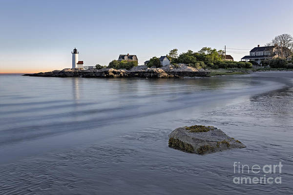 Photograph - Annisquam Harbor Lighthouse by Susan Candelario