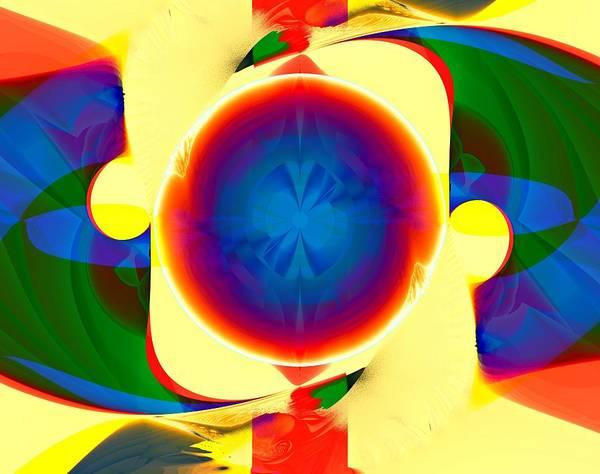 Elation Digital Art - Anonymous by Kenneth Keller