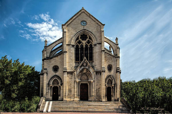 Wall Art - Photograph - Another Day Another Church by Keith Hutchings