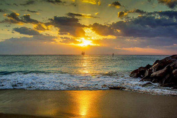 Jetti Wall Art - Photograph - Another Great Morning In Paradise by Dr Tom Latrielle