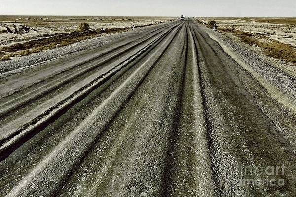 Photograph - Another Rough Road by Karla Weber