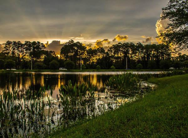 Photograph - Another Sun by Tyson Kinnison
