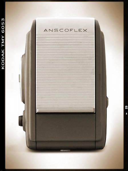 Wall Art - Photograph - Anscoflex by Mike McGlothlen