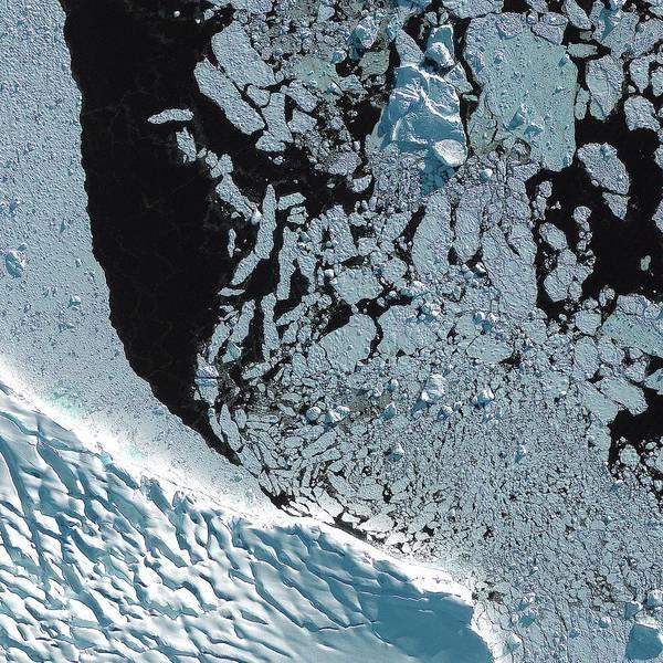 Wall Art - Photograph - Antarctic Peninsula by Geoeye/science Photo Library