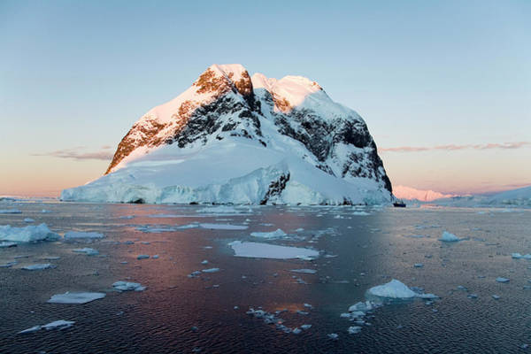 Channel Islands Photograph - Antarctic Research by Steve Allen/science Photo Library