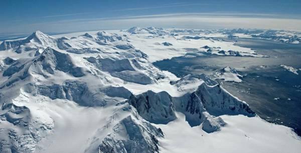 Antarctic Wall Art - Photograph - Antarctica by British Antarctic Survey/science Photo Library
